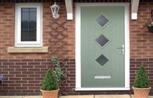Composite and UPVC Doors
